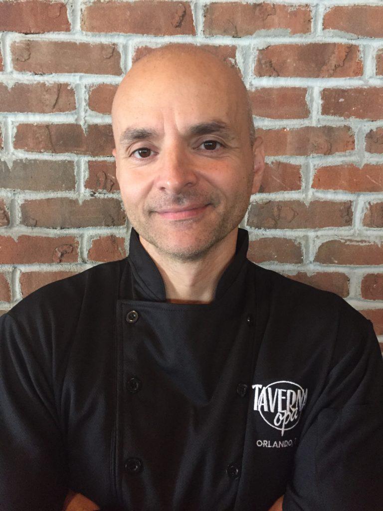 Meet The Chef Headshot Photo