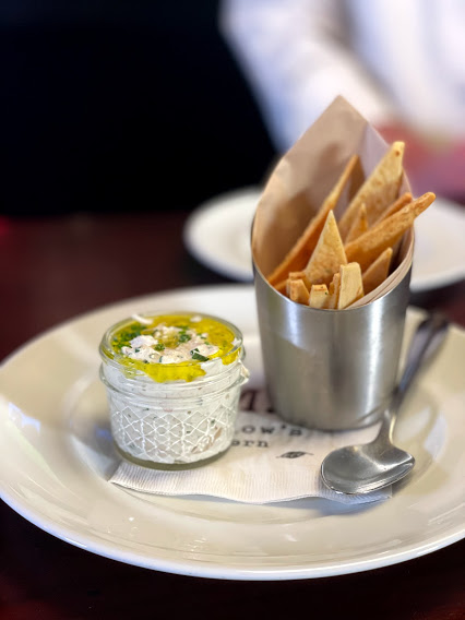 Marlow's Smoked Trout Dip